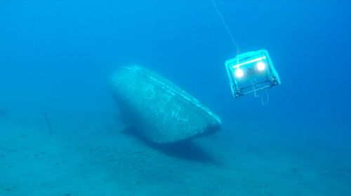 OpenROV: Open-source Underwater Robots for Exploration and Education
