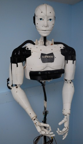 Meet InMoov, the first Open Source '3D printed life-size robot'