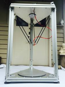 Metal Tree's new big Delta 3D printer